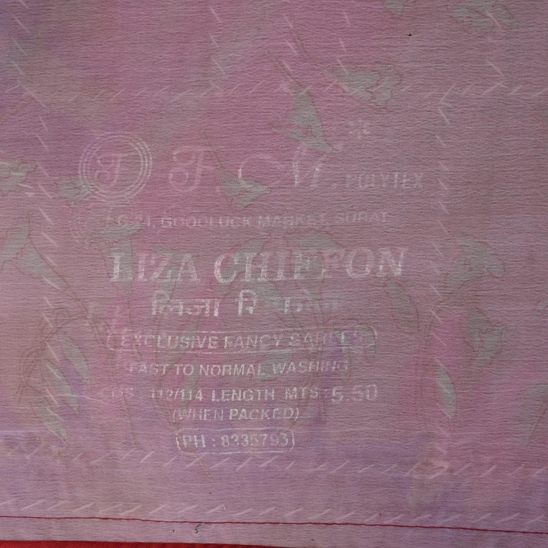 Liza Chiffon Liza Chiffon Textile Wall Hanging discount