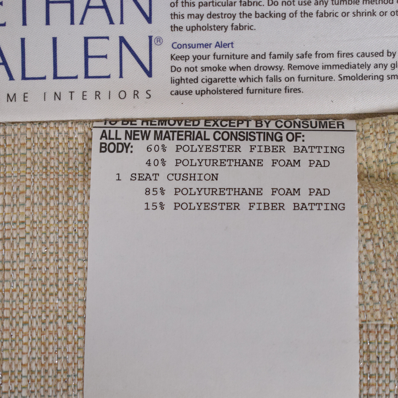 buy Ethan Allen Baldwin Chair Ethan Allen Chairs