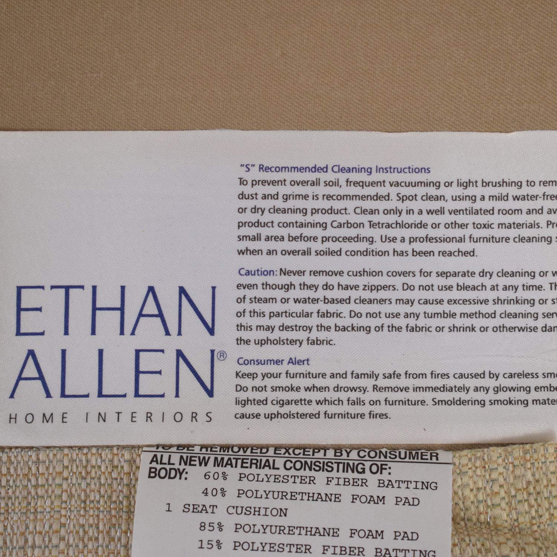 Ethan Allen Ethan Allen Baldwin Chair beige