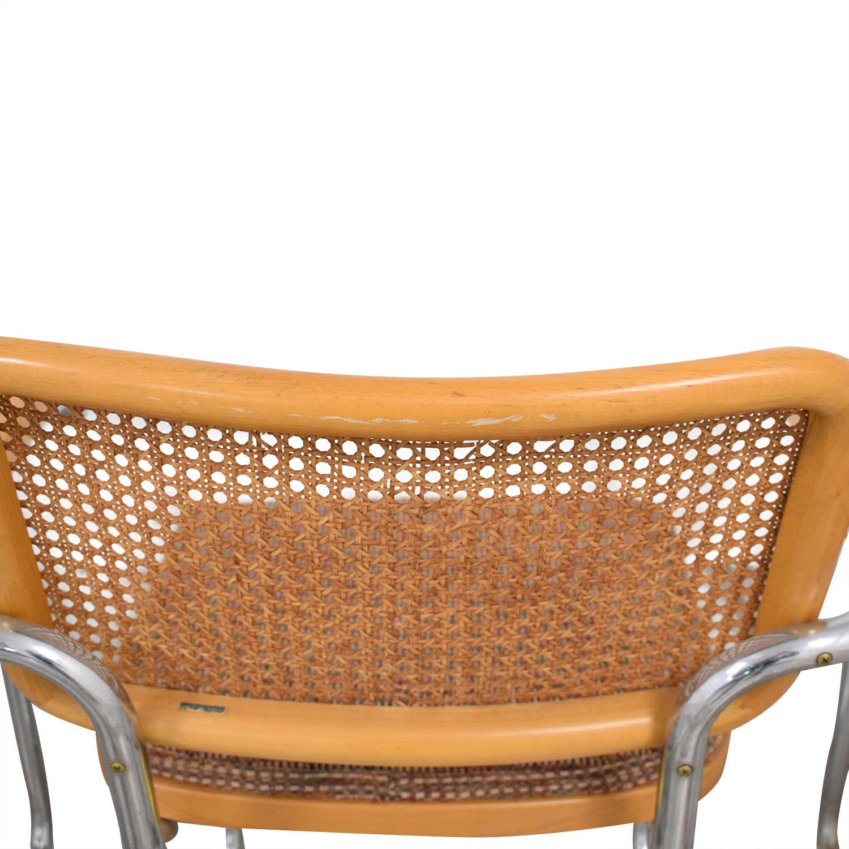 Breuer Cesca Chairs second hand