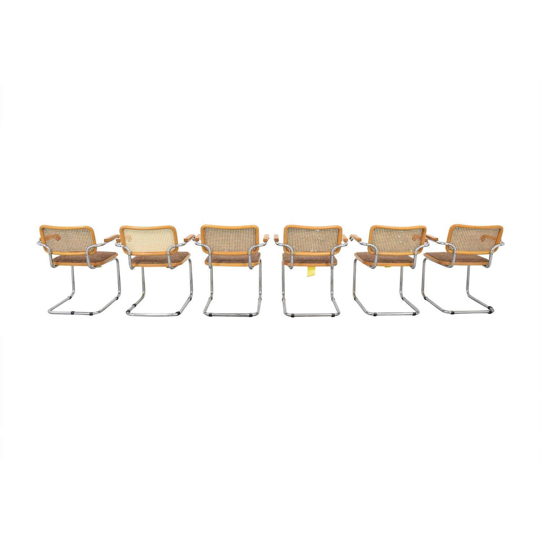 Breuer Cesca Chairs ct