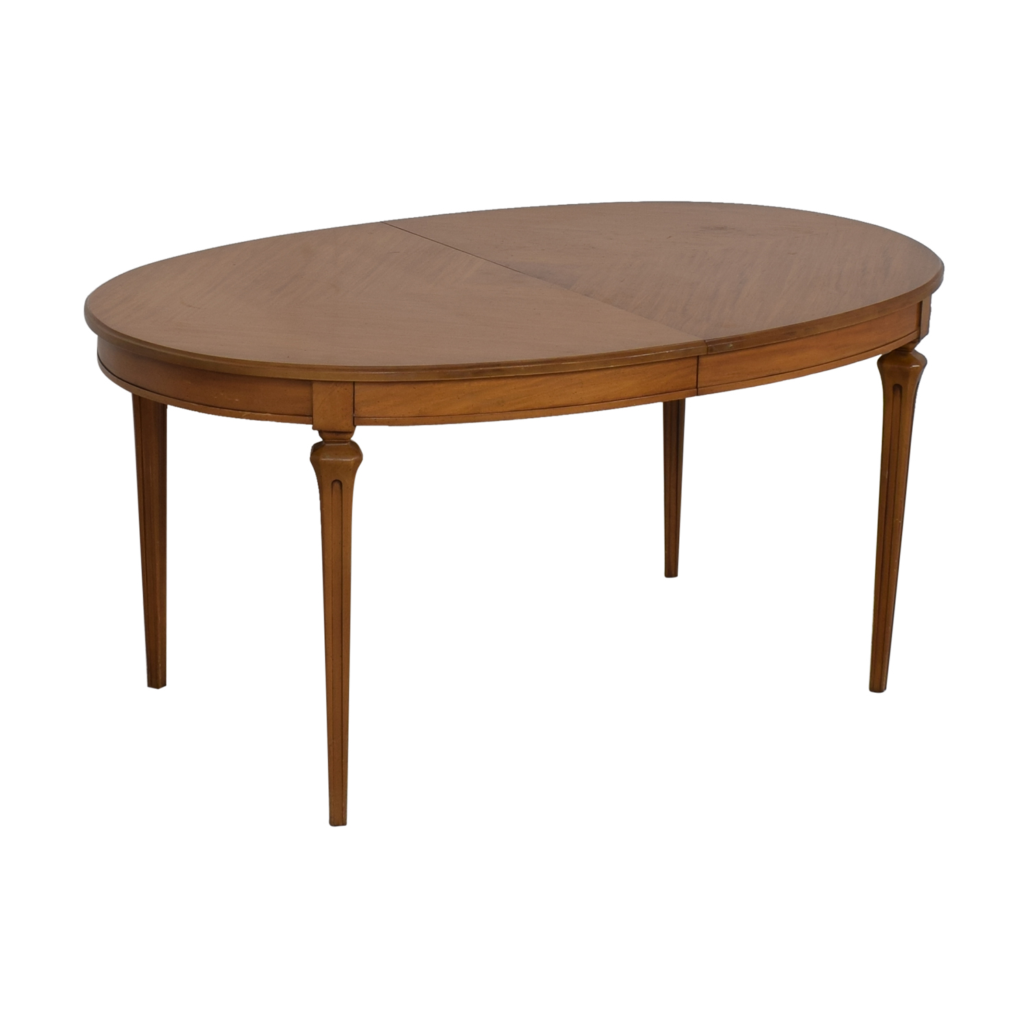 Extendable Oval Dining Table / Tables
