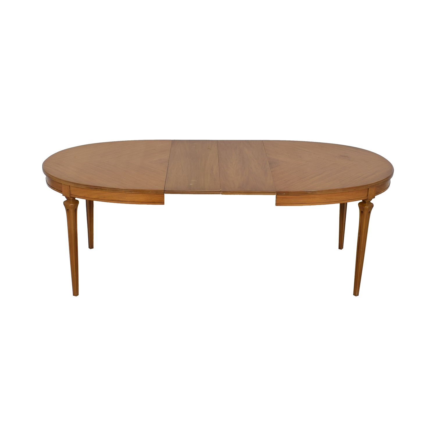 Extendable Oval Dining Table for sale