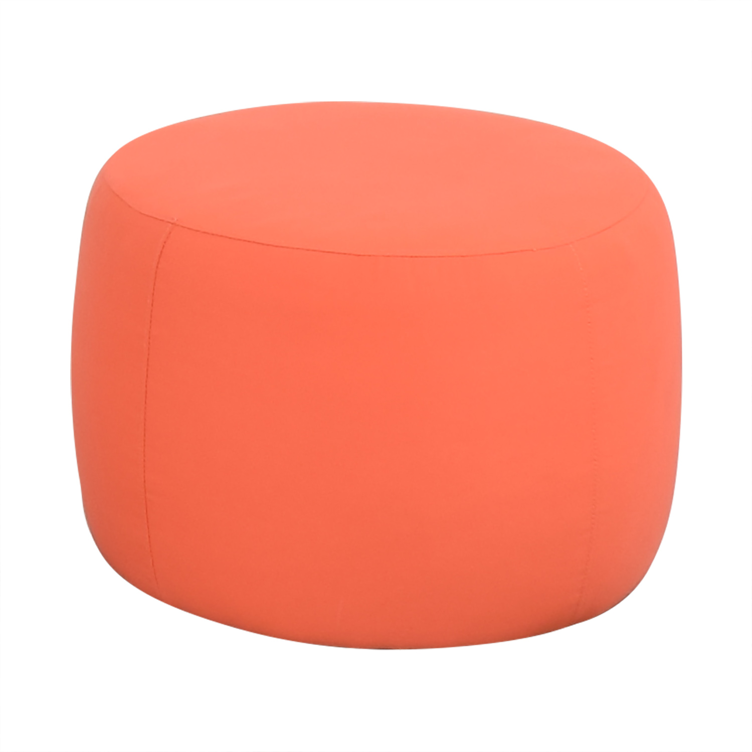 Crate & Barrel Crate & Barrel Pouf Chairs