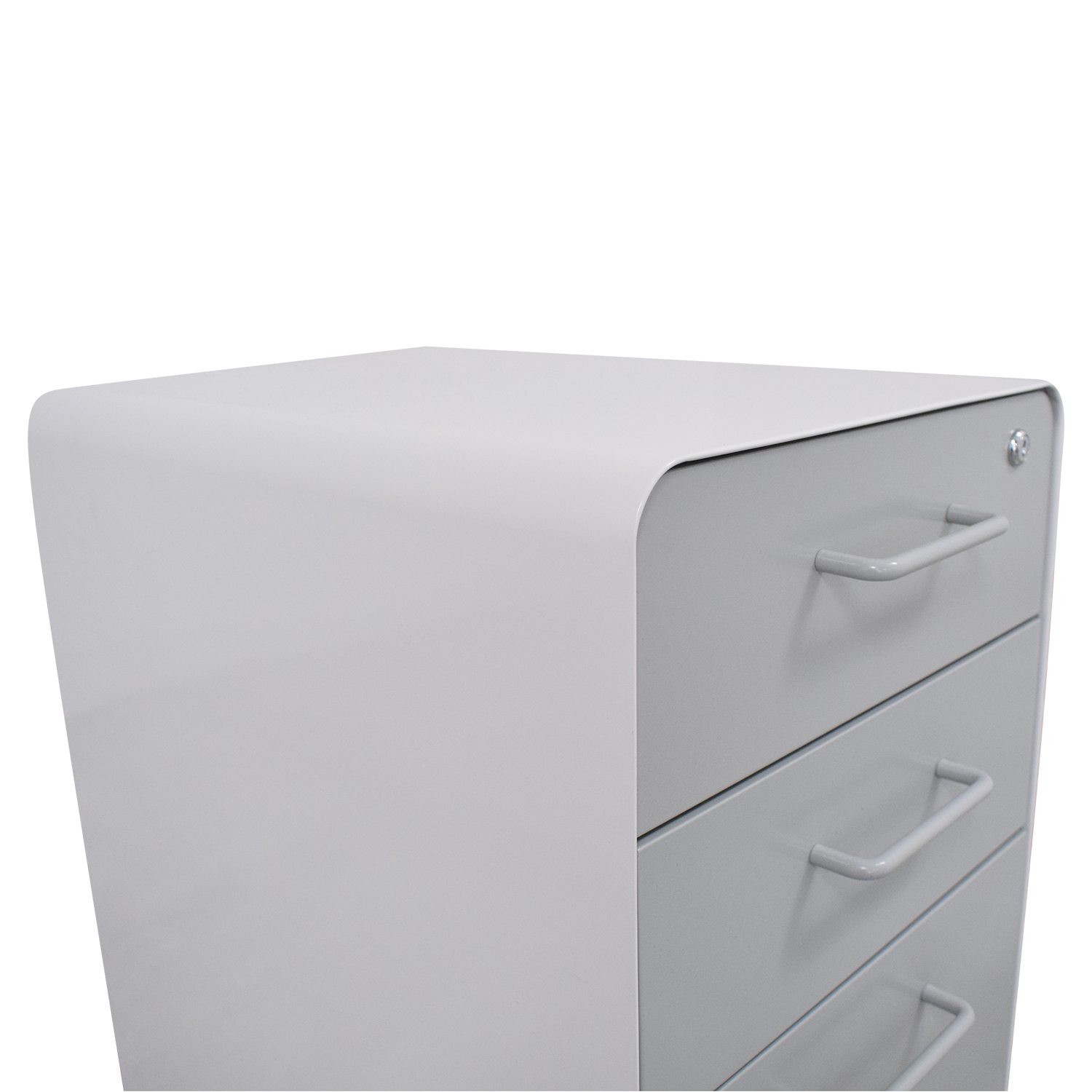 Poppin Poppin Stow File Cabinet dimensions