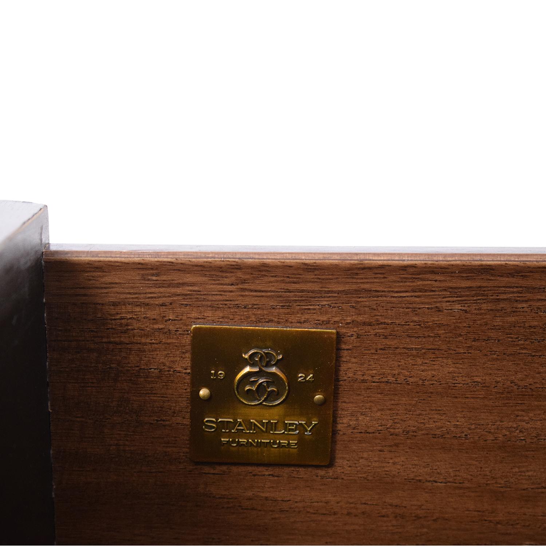 Stanley Furniture Stanley Furniture Eight Drawer Dresser dark brown