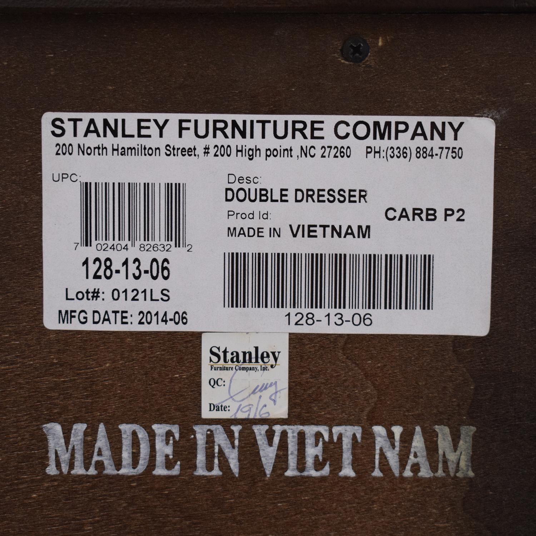shop Stanley Furniture Eight Drawer Dresser Stanley Furniture Dressers