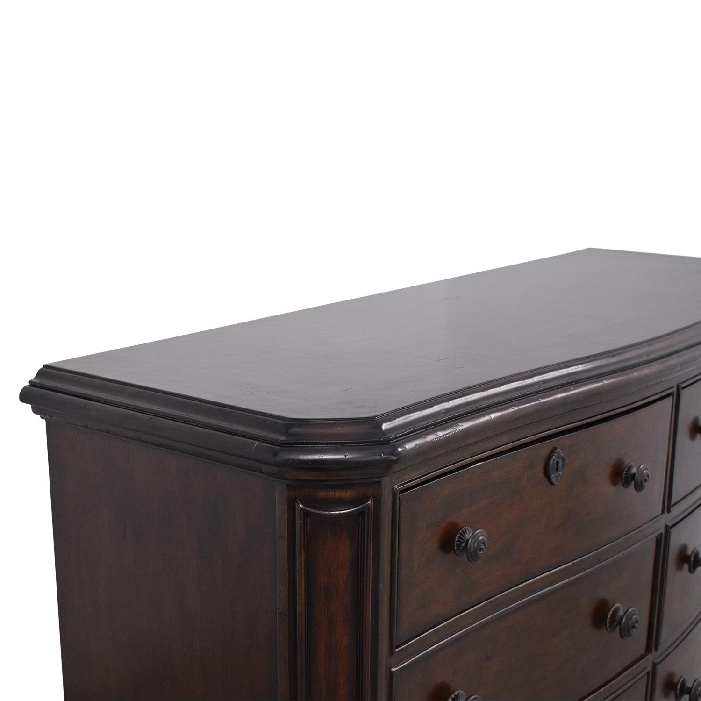 Stanley Furniture Stanley Furniture Eight Drawer Dresser pa