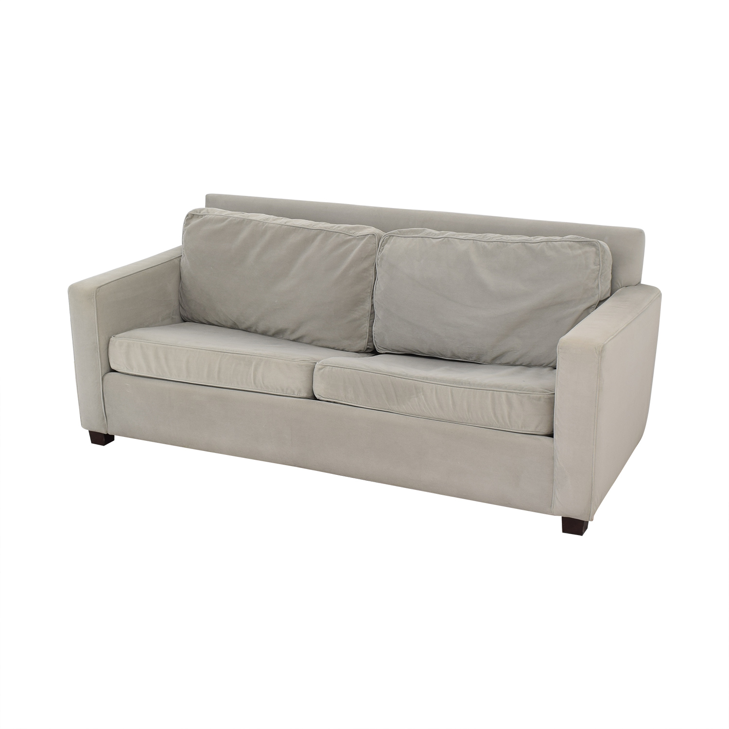 West Elm Henry Basic Queen Sleeper Sofa sale