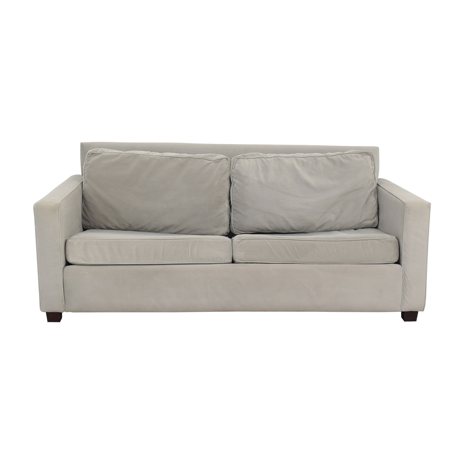 West Elm West Elm Henry Basic Queen Sleeper Sofa nyc