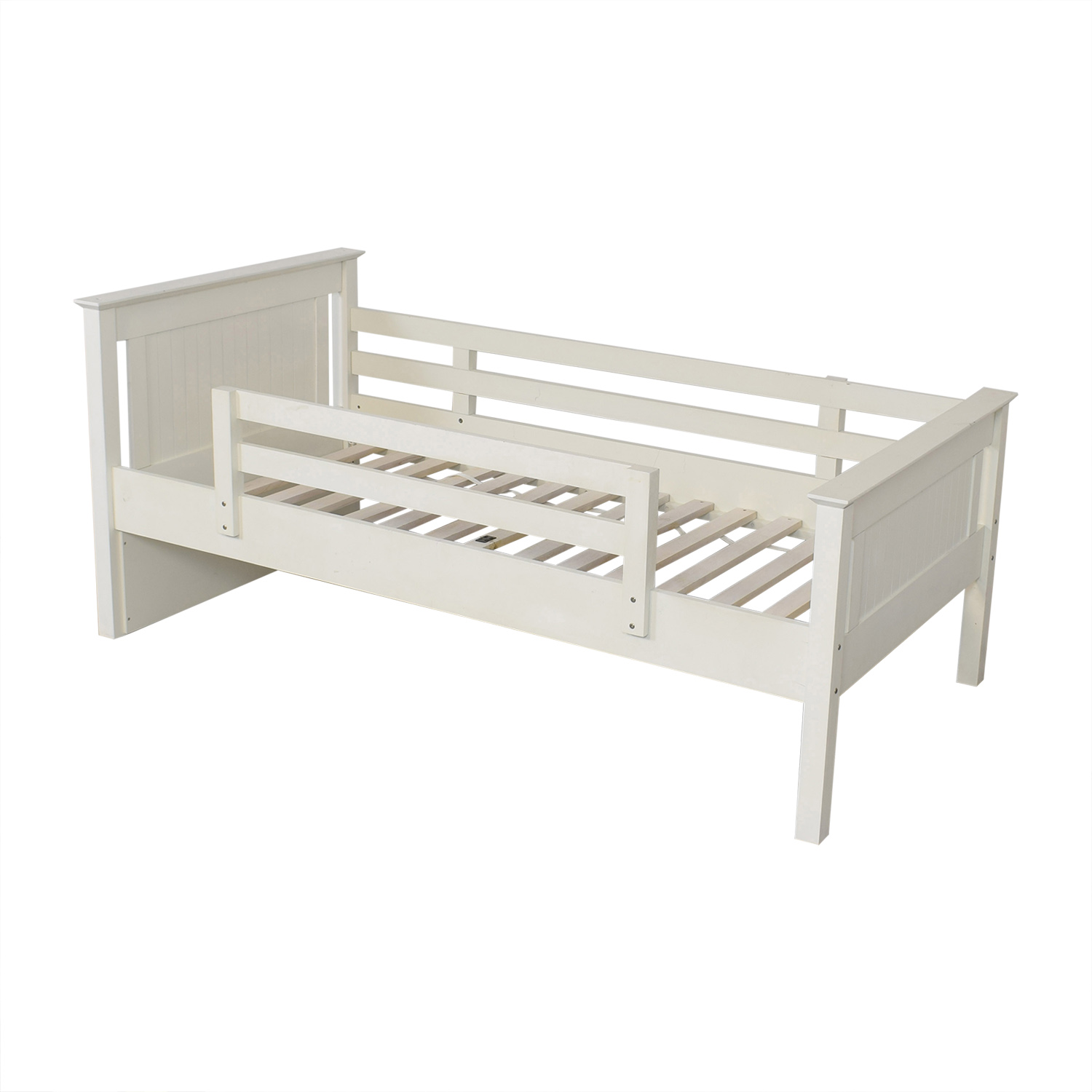 buy Epoch Design Twin Bed with Protective Rail Epoch Design Bed Frames