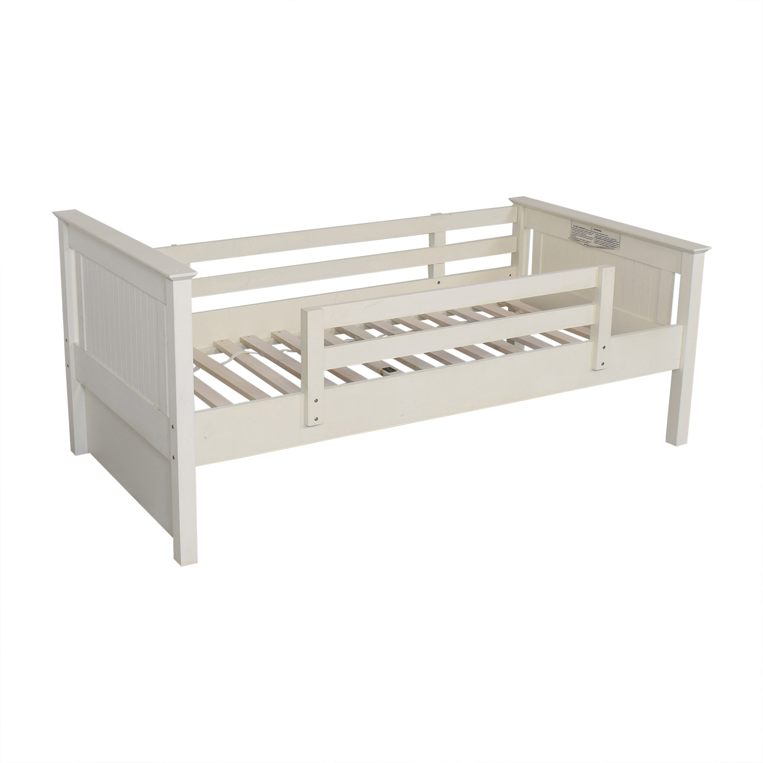 Epoch Design Epoch Design Twin Bed with Protective Rail for sale