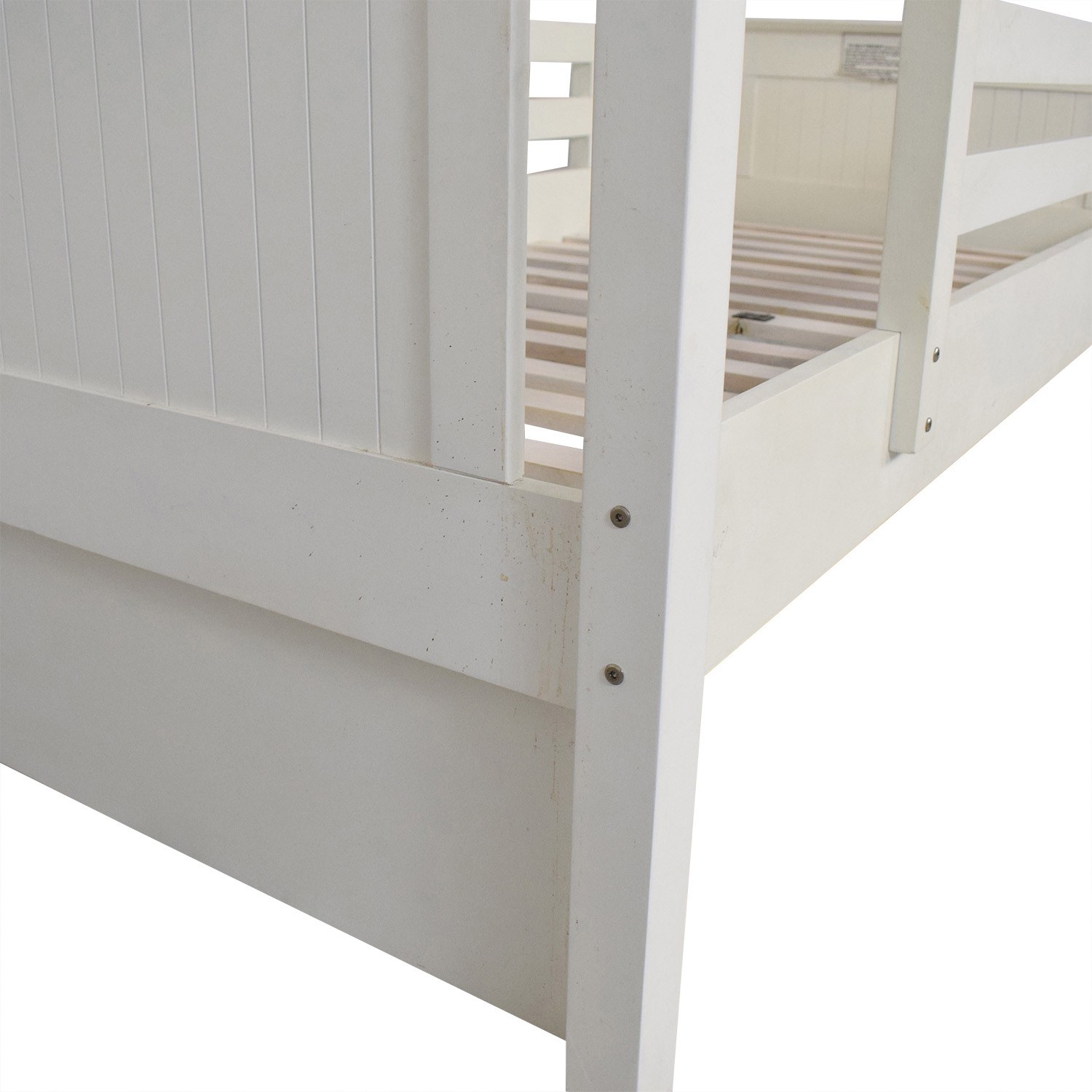 Epoch Design Twin Bed with Protective Rail / Beds