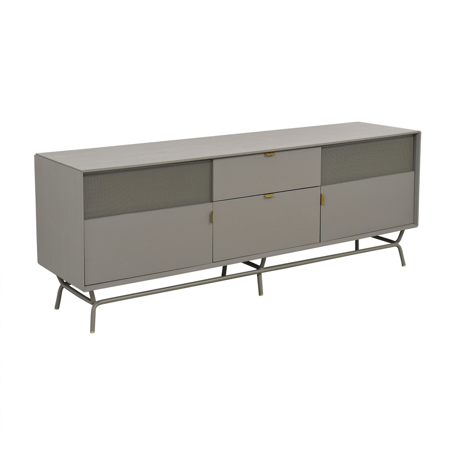 Blu Dot Blu Dot Dang 2 Door / 2 Drawer Console ma