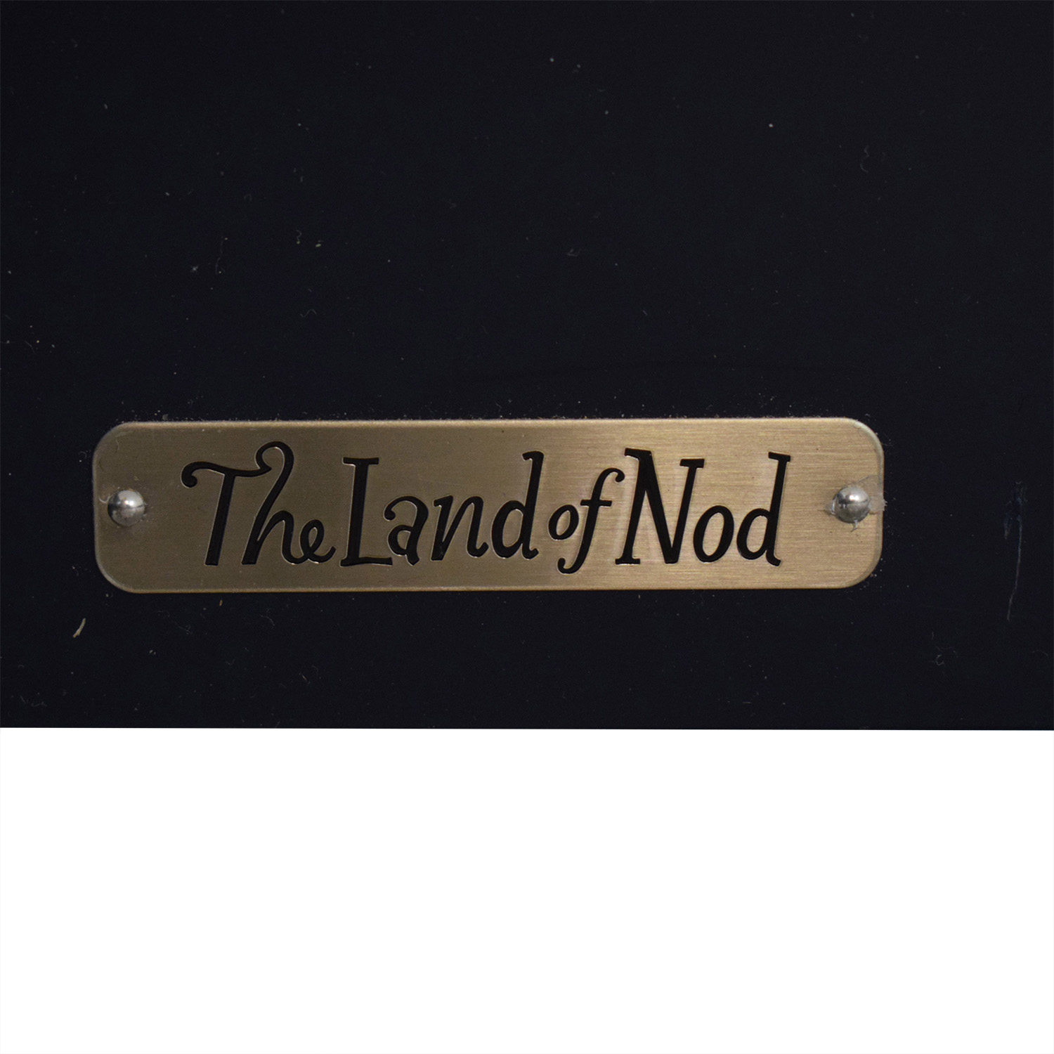 shop Land of Nod Twin Uptown Bed Land of Nod Beds
