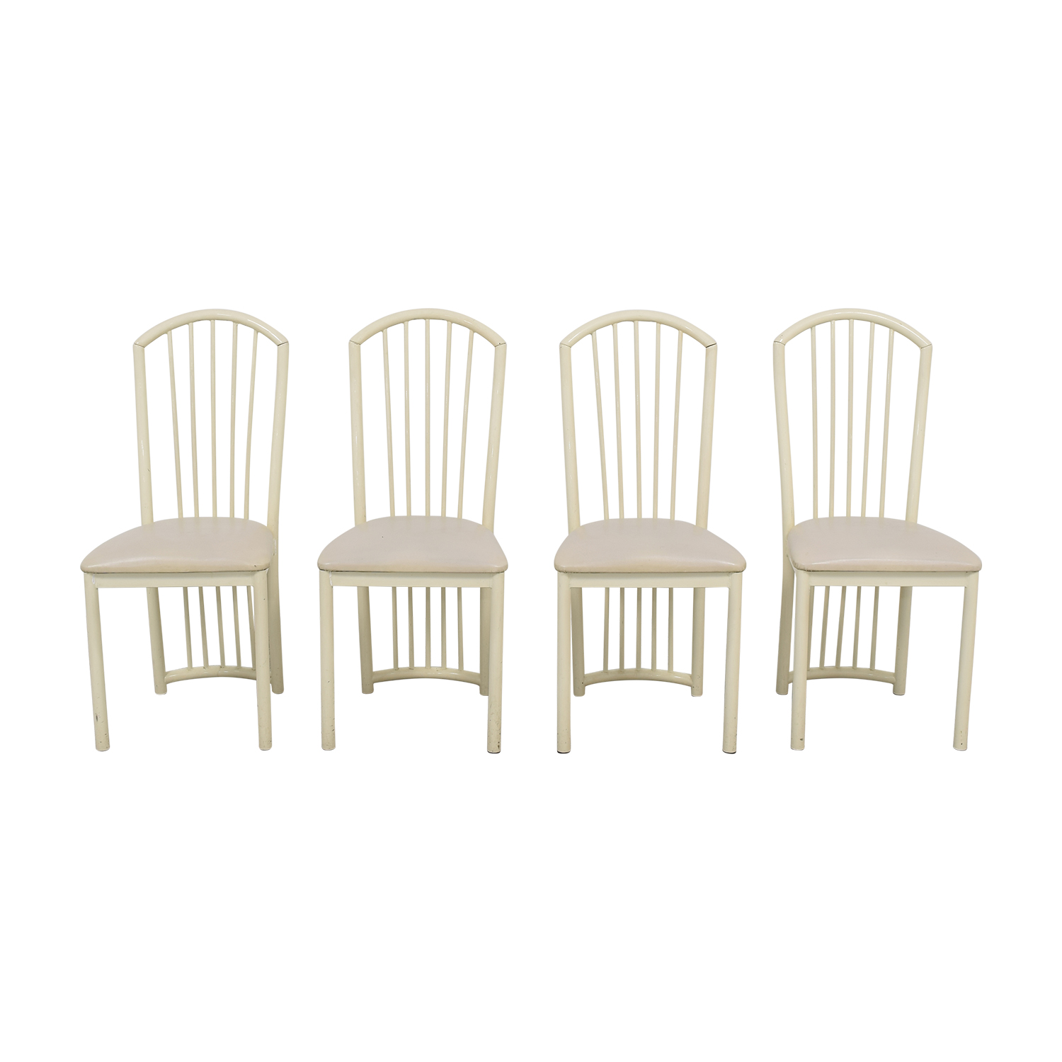 Spindle Back Dining Chairs on sale