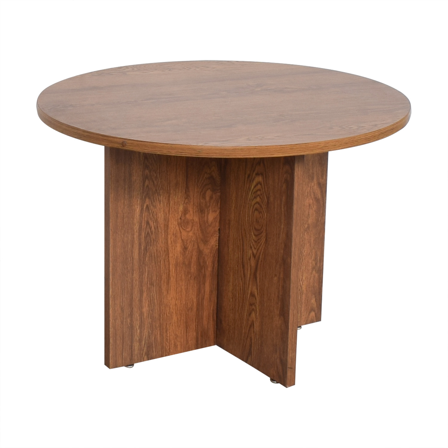 Round Conference Table second hand