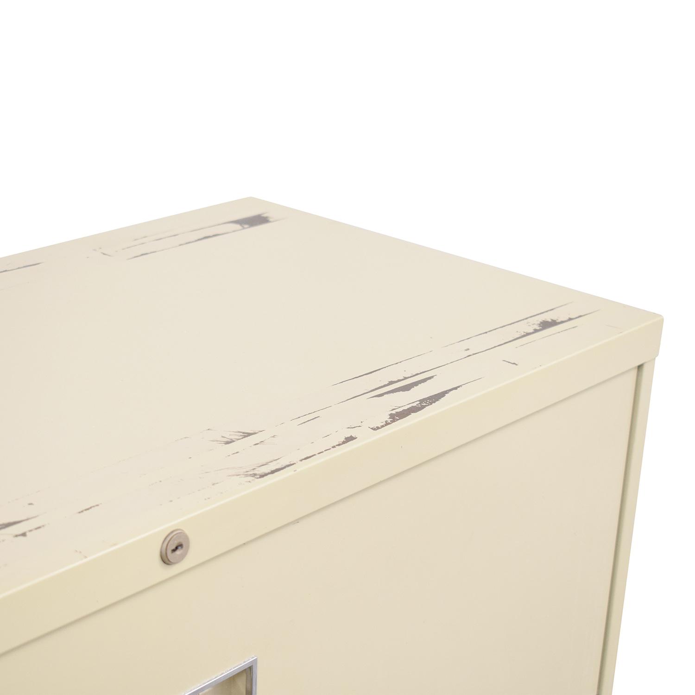 Hon Hon Three Drawer File Cabinet second hand