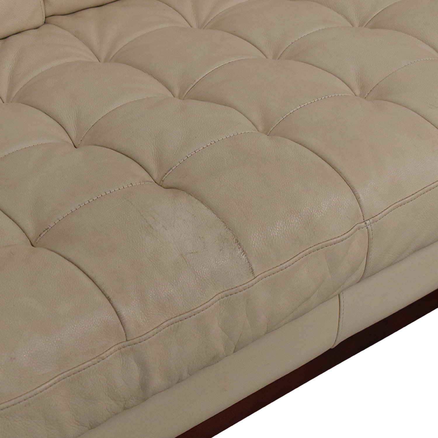 American Leather American Leather Chaise Sectional Sofa Sectionals
