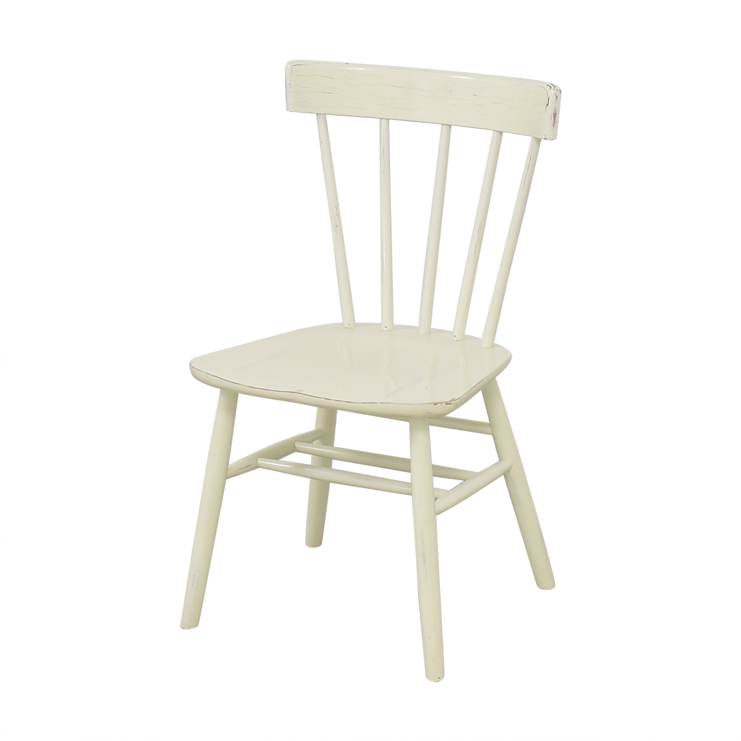 Pottery Barn Pottery Barn Rustic Dining Chairs discount