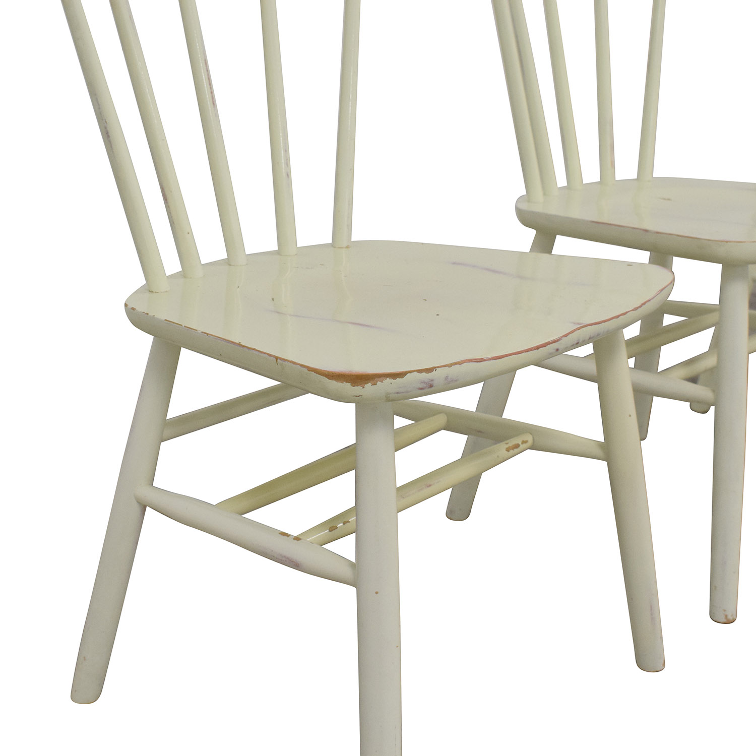 Pottery Barn Pottery Barn Rustic Dining Chairs dimensions