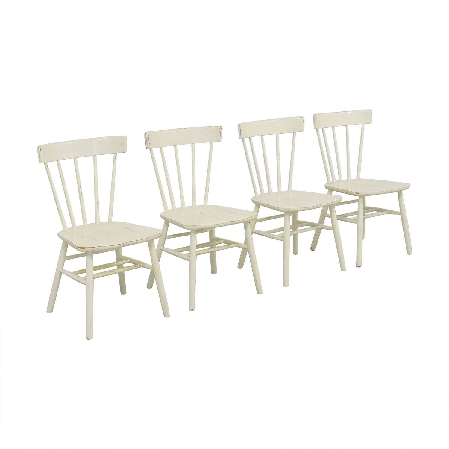 shop Pottery Barn Pottery Barn Rustic Dining Chairs online