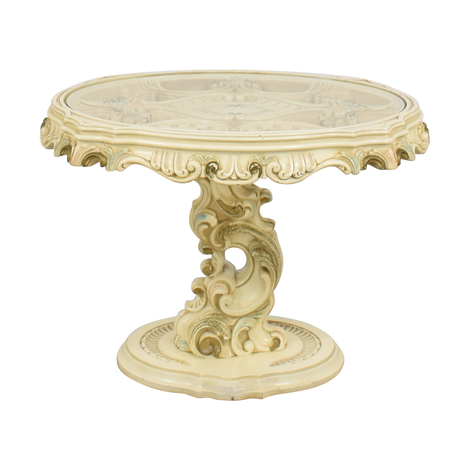 Antique Decorative End Table coupon