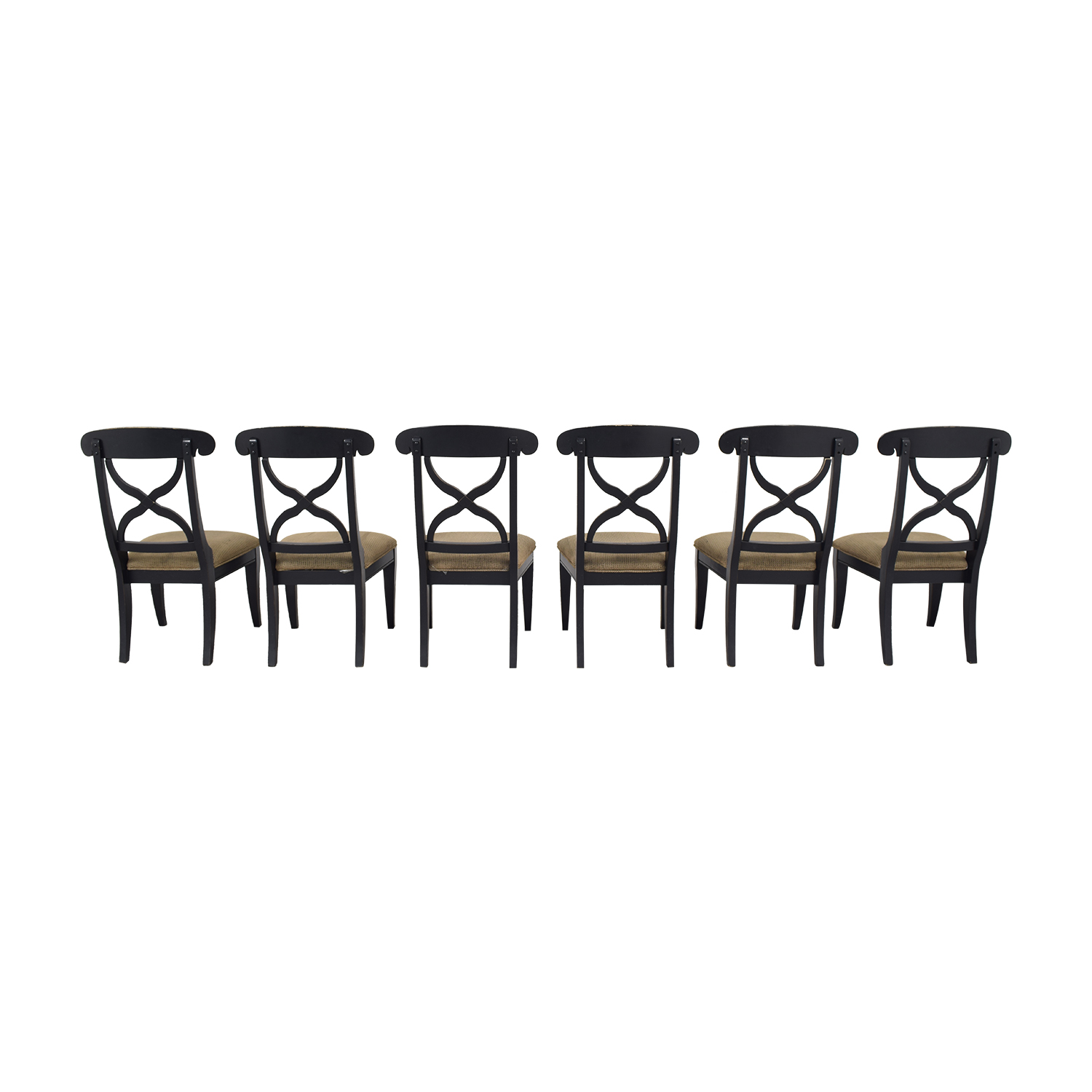buy Fortunoff Fortunoff Wooden Dining Chairs online