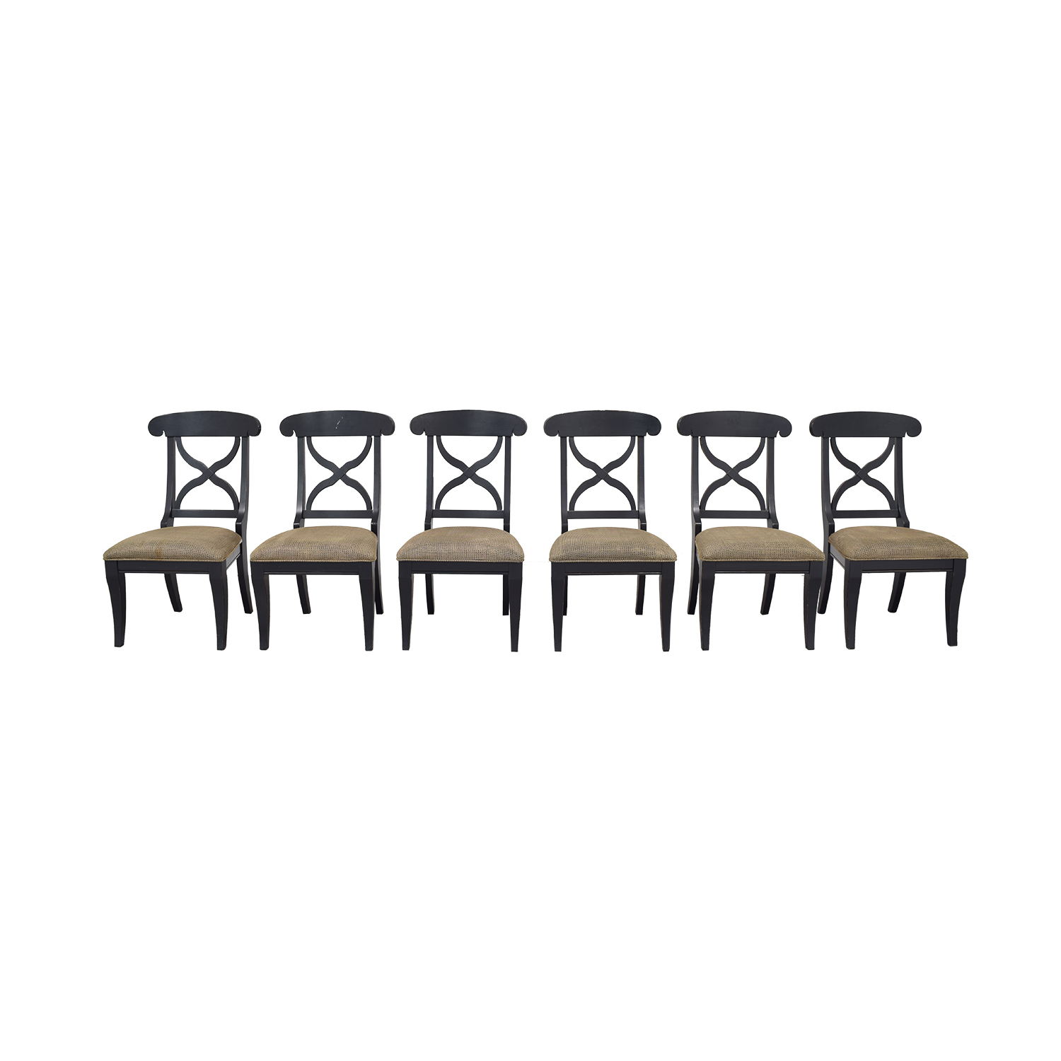 Fortunoff Fortunoff Wooden Dining Chairs nyc