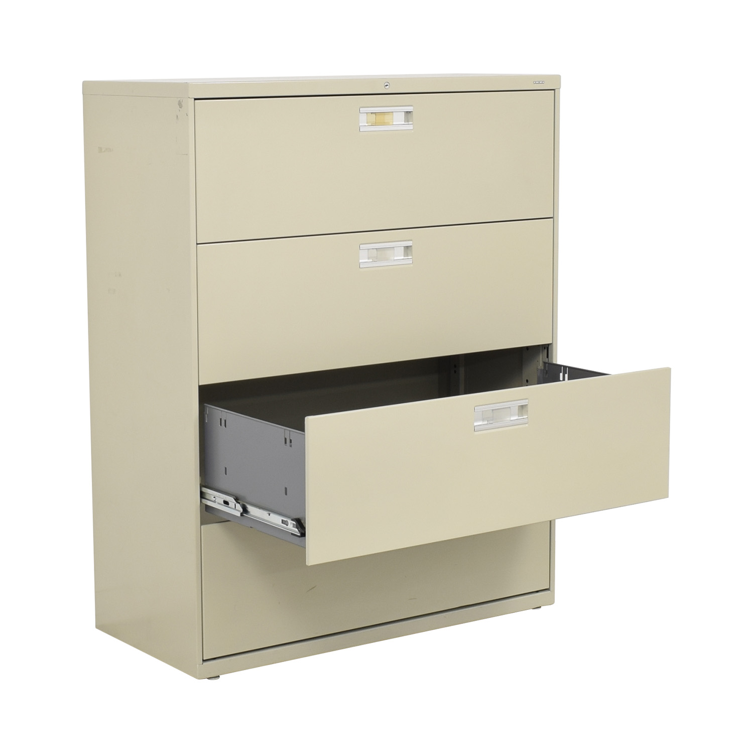 Hon Hon Four Drawer File Cabinet