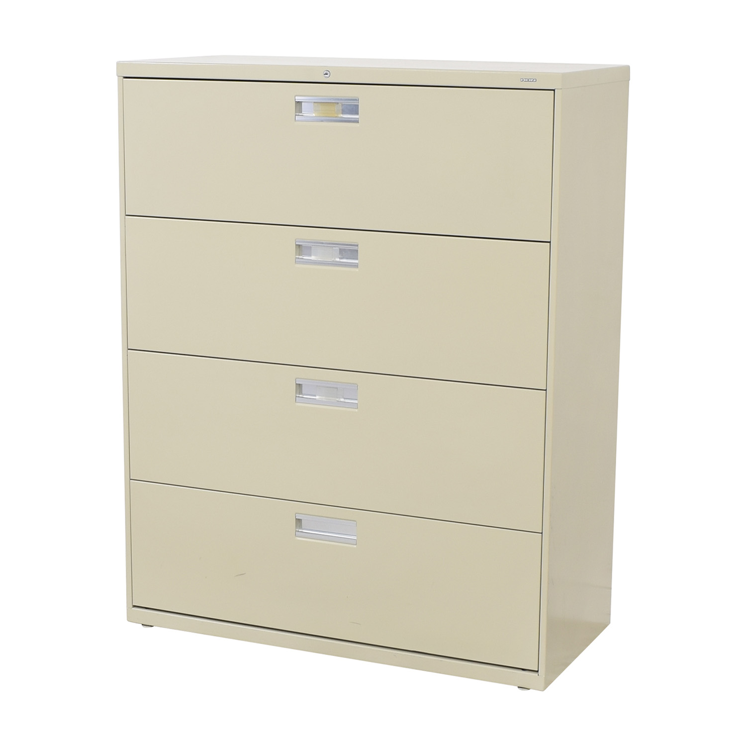 Hon Hon Four Drawer File Cabinet dimensions
