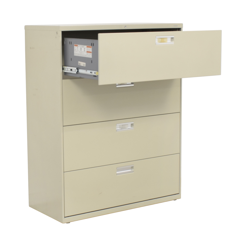 shop Hon Hon Four Drawer File Cabinet online