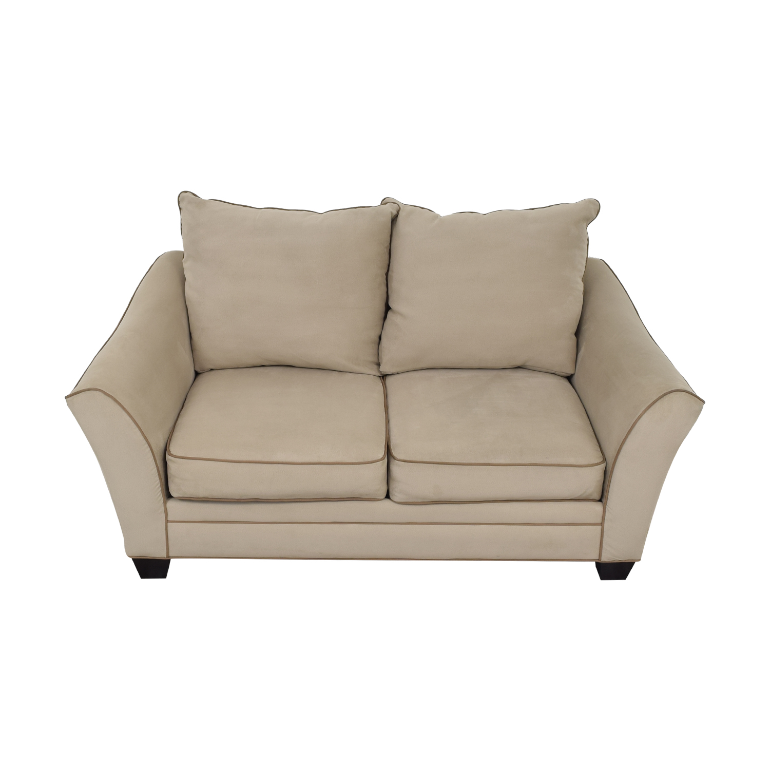 shop Raymour & Flanigan Foresthill Loveseat Raymour & Flanigan