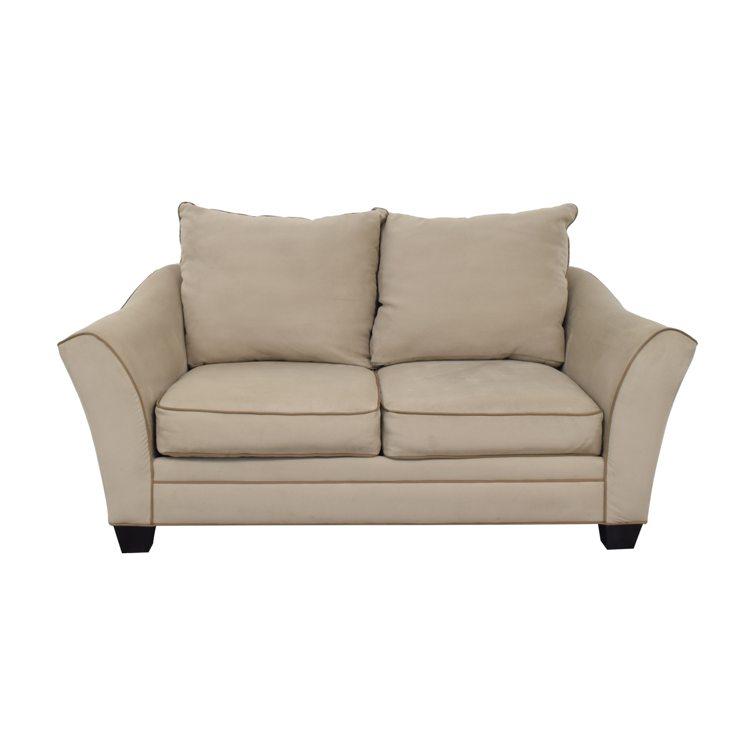 Raymour & Flanigan Foresthill Loveseat sale