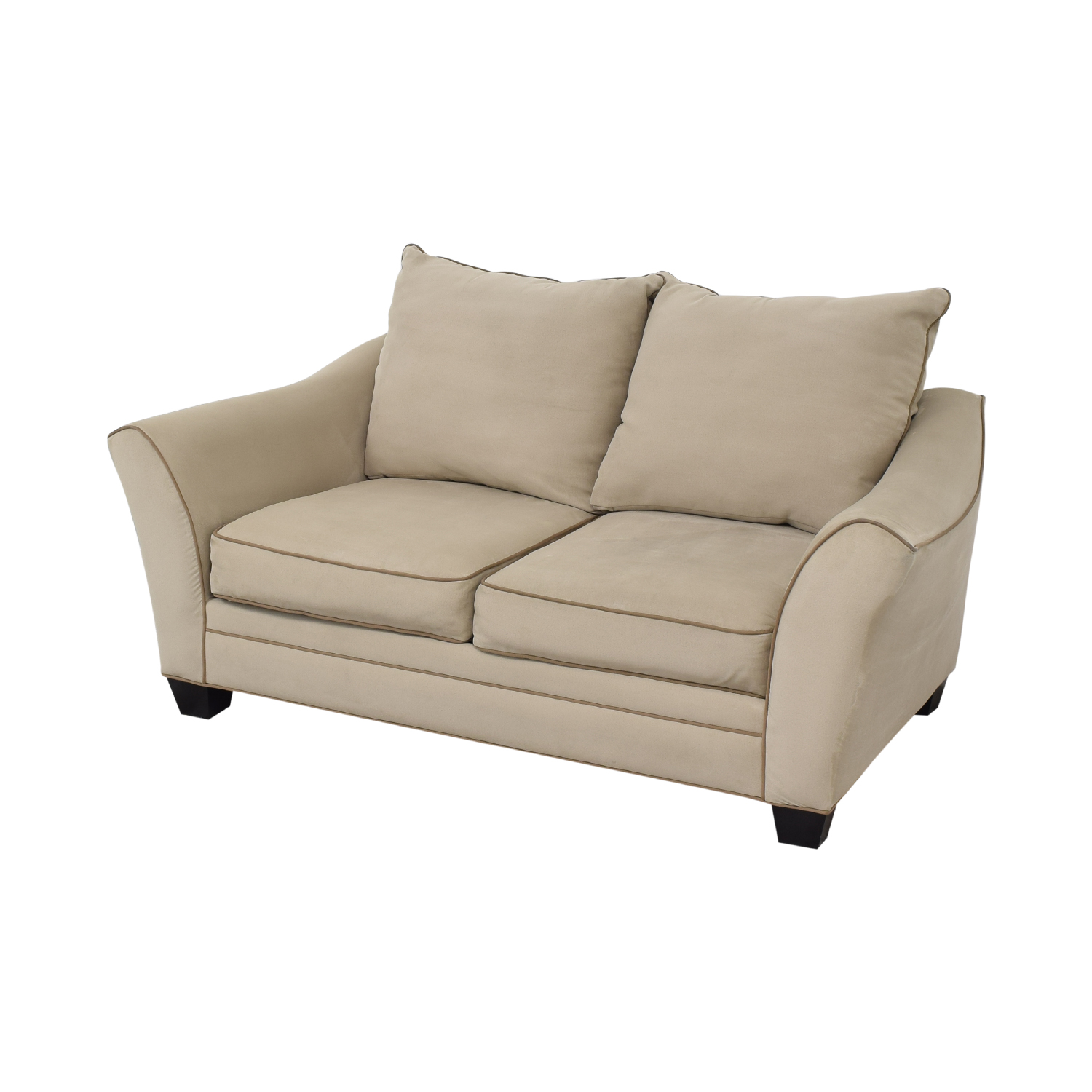 Raymour & Flanigan Raymour & Flanigan Foresthill Loveseat for sale