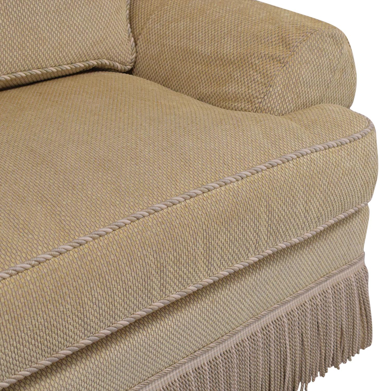 Kravet Fringe Sofa sale