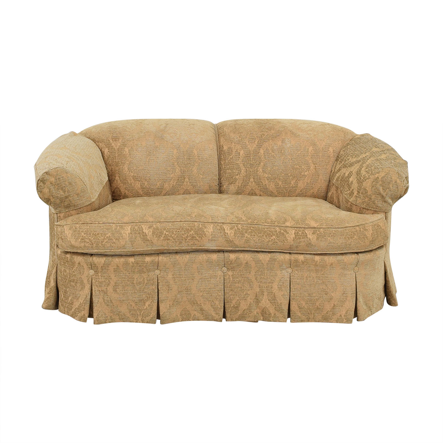 Kravet Kravet Slipcovered Loveseat dimensions