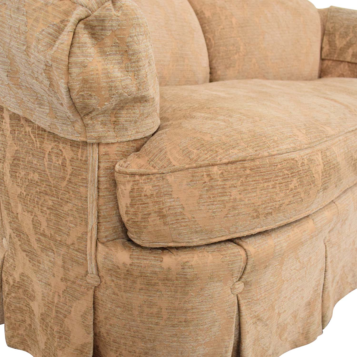 Kravet Kravet Slipcovered Loveseat gold