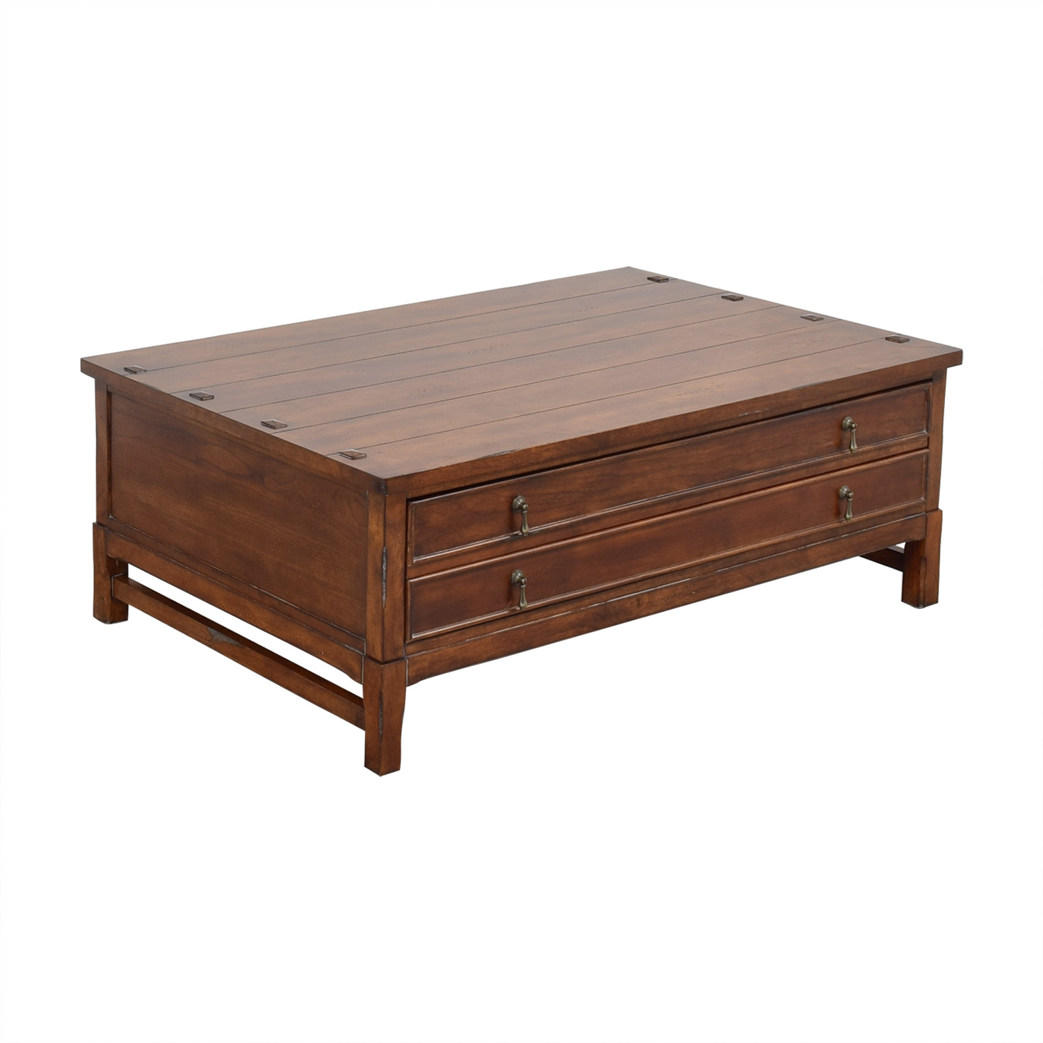 Four Drawer Coffee Table Tables