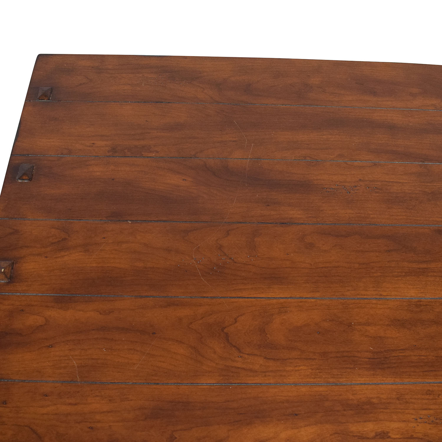 Four Drawer Coffee Table brown