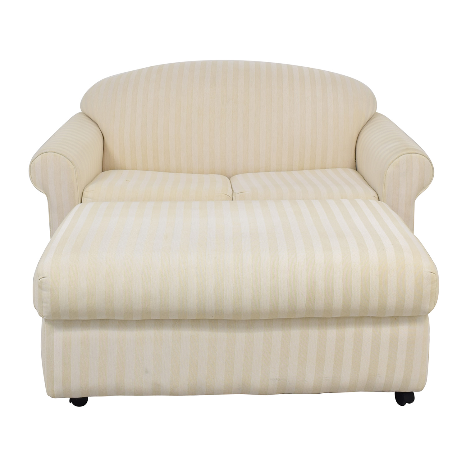 La-Z-Boy La-Z-Boy Sofa Sleeper with Ottoman ma