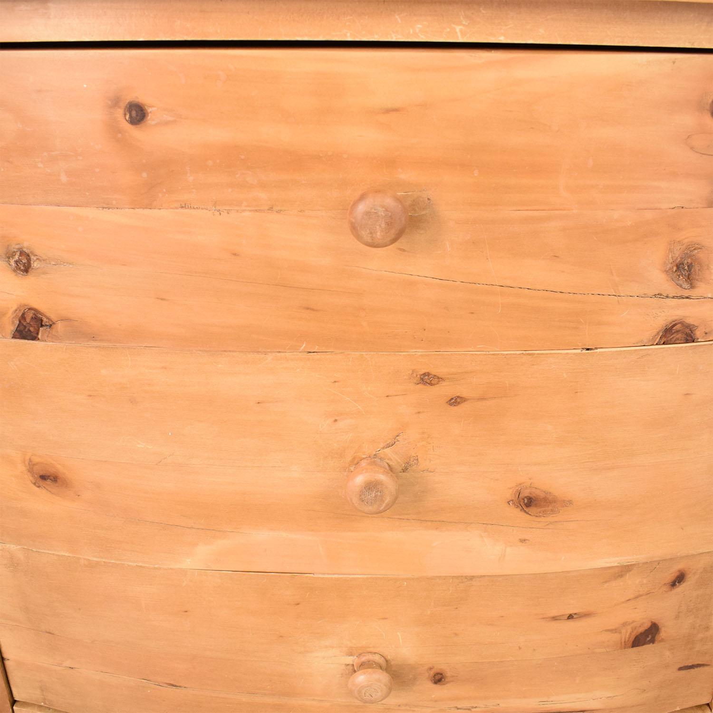 ABC Carpet & Home ABC Carpet & Home Rustic Five Drawer Dresser ma
