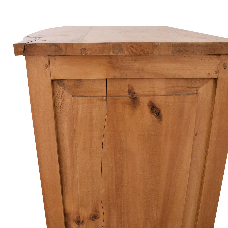 ABC Carpet & Home ABC Carpet & Home Rustic Five Drawer Dresser ct