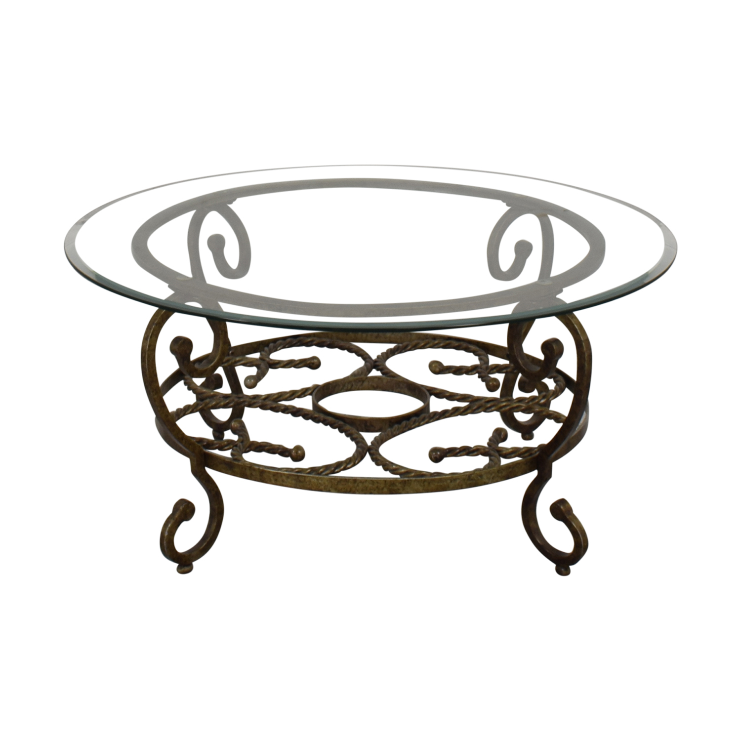 Bassett Furniture Bassett Furniture Coffee Table bronze