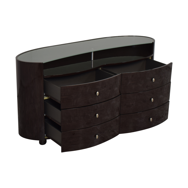 American Eagle Furniture American Eagle Furniture Six Drawer Dresser price