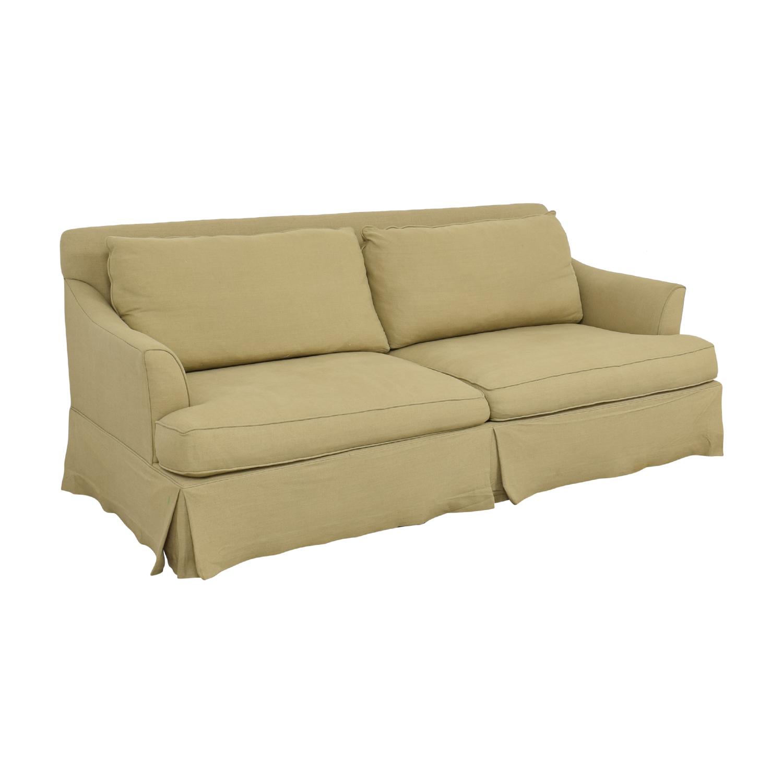 Bernhardt Bernhardt Two Cushion Sofa pa