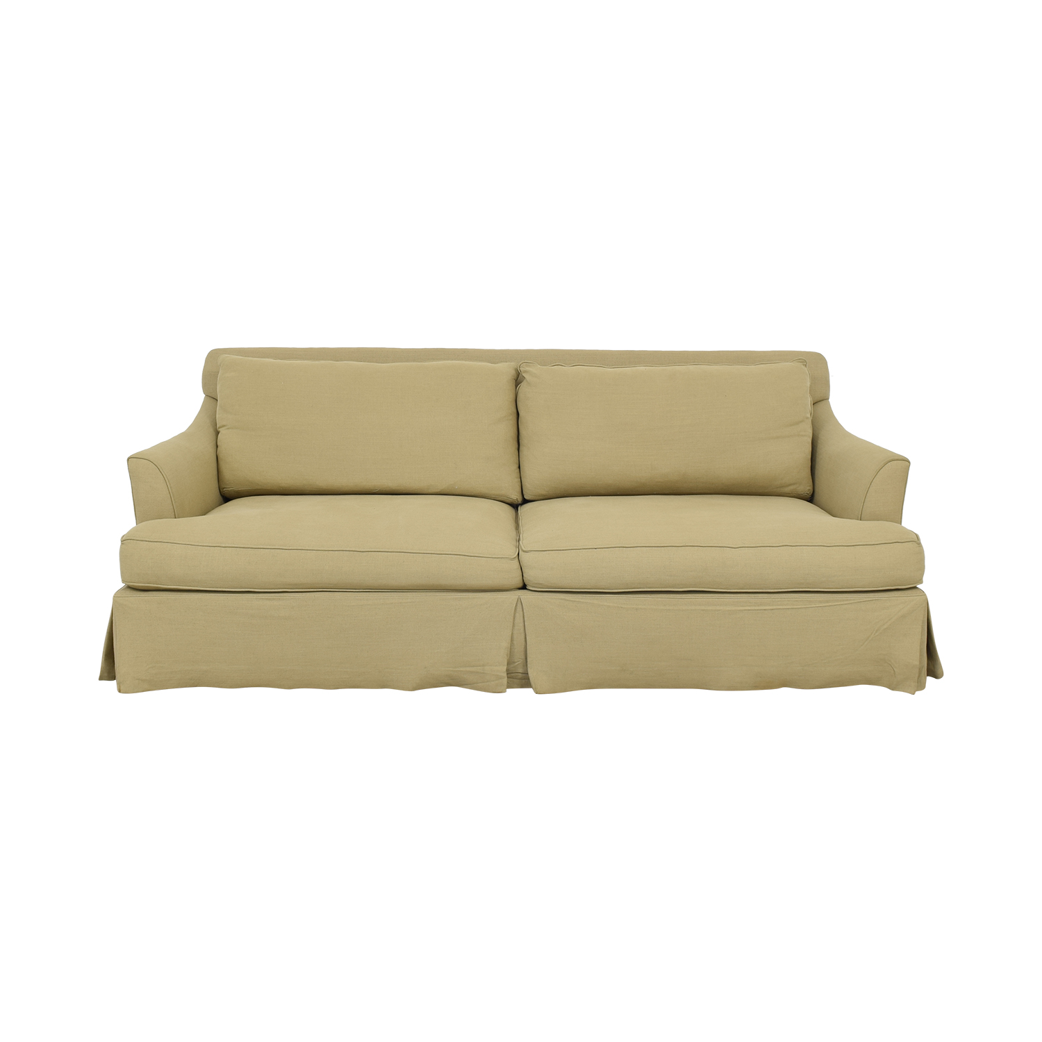 shop Bernhardt Two Cushion Sofa Bernhardt Sofas