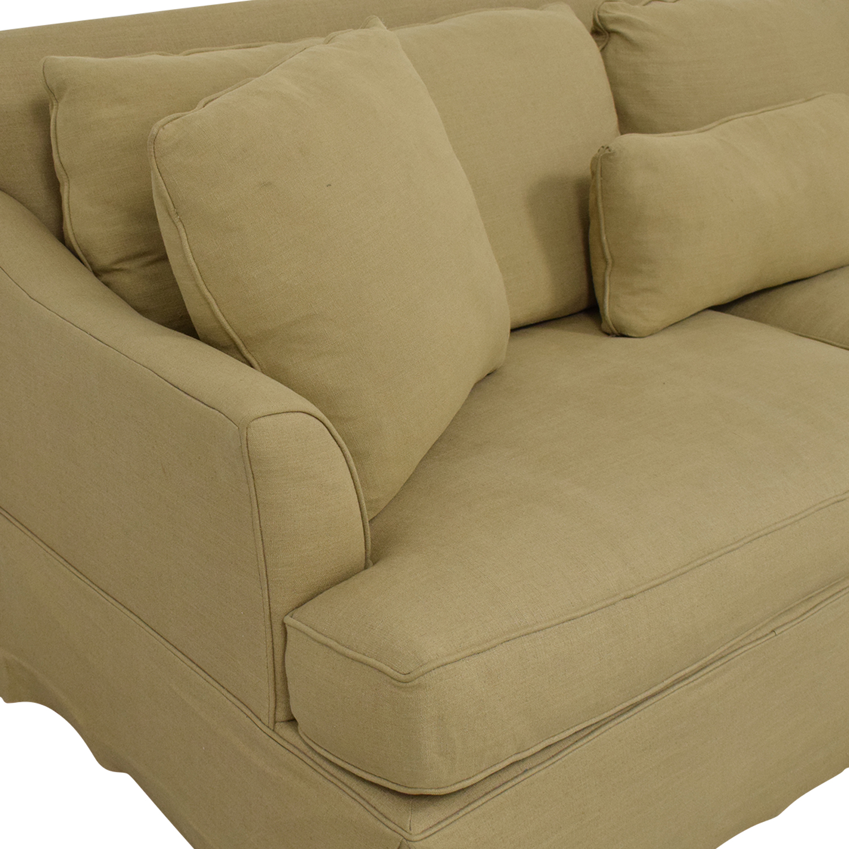 Bernhardt Bernhardt Two Cushion Sofa nj