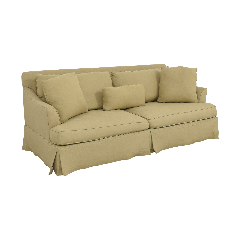 Bernhardt Bernhardt Two Cushion Sofa