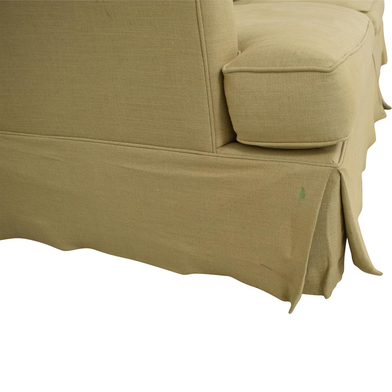 Bernhardt Bernhardt Two Cushion Sofa second hand